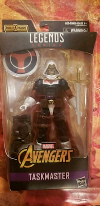 Legends Action Figure Albuquerque, 87112