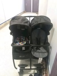 baby's black and gray travel system Brooklyn, 11226