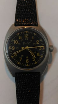 Authentic Swiss Piaget Automatic Mens Watch. 538 km