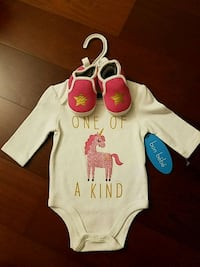 Baby Shirt and Shoes with Original Tags Gaithersburg, 20877