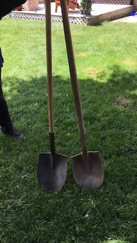 Shovels . Both $15 Brampton, L6S 2X8