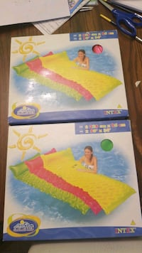 Tote-n-float wave mat Edmonton, T5P 1P7