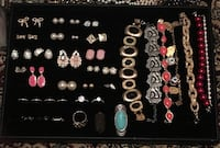 Rings, earrings and bracelets  Oakville, L6H 1Y4