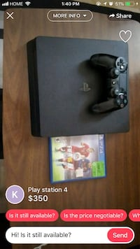 **LOOKING FOR NEW OR USED PLAY STATION 4 CONSOLE** Toronto, M3H