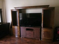 Quality 5 Piece Media Wall Unit & TV Stand Henderson, 89011