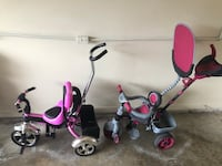 toddler's pink and purple trike Port Saint Lucie, 34983