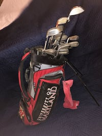 Golf Club Set 90 km