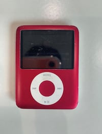 IPod Nano 3rd Generation 8gb San Francisco, 94110