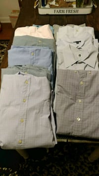 11 Button Down Shirts (all of them $20) Knoxville