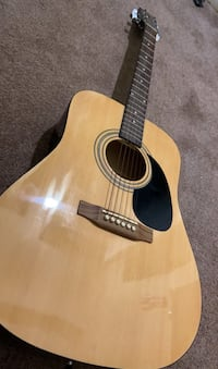 Squier by Fender Dreadnought Acoustic Guitar