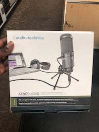 Mic, Electronics Audio- Technica In Box ( Used) ... Negotiable. Baltimore, 21217