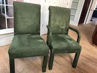8 Roll Back  Chairs Vienna, 22182
