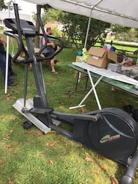 black and gray elliptical trainer Bunker Hill, 25413