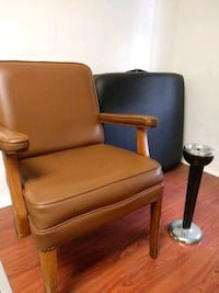 Antique chair and ashtray Westwego, 70094