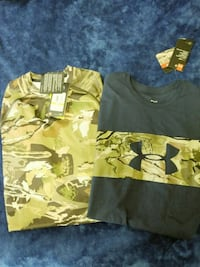 Brand new Under Armour shirts Baltimore, 21223