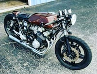 1982 Honda Cb750f Supersport Cafe racer Springfield, 22150