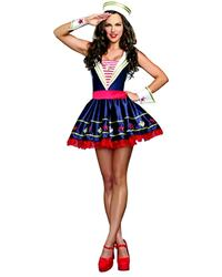 Women's Shore Thing Sailor Costume Size: Adult Sma Mesa, 85207