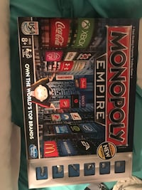Monopoly Empire Board Game  Hagerstown