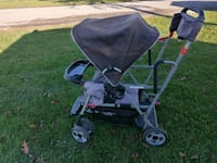 JOOVY Too Ultralight Sit and Stand Double Tandem Stroller Toronto, M4J 5B2