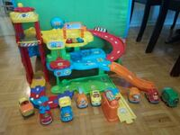 VTech Park & Learn Deluxe Garage Toronto, M9A 4M6