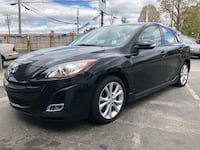 AB Cars 2010 Mazda 3 4 door hatchback well maintained