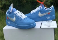 Off White AF1. New and still in box, never been warn. Bought for 1700, Orem, 84058
