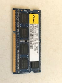 Laptop Ram 4 gb.