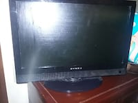 black Samsung flat screen TV Omaha, 68110