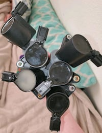 6 Ignition Coils for a 3.0 Motor. Brand new barely used, no boxes.  Springville, 84663