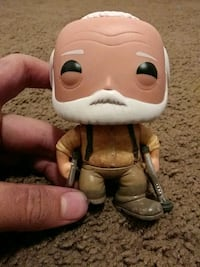 the walking dead hershael pop figurine Vancouver, 98661