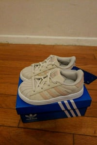 Adidas superstar shoes toddler sz8 Silver Spring, 20906