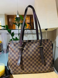 Authentic LV Chelsea Damier Ebene Burnaby, V3J 1A4
