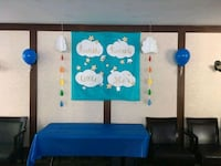Baby Party decor Brampton