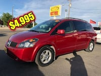2006 Nissan Quest RED Nampa, 83651