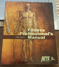 NETA's The Fitness Professional's Manual, 5th pers Saint Petersburg