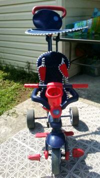 3 in 1 trike still in great condition