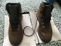 Pair of brown leather hiking boots Halifax, B4B