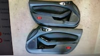 Nissan 370Z black door panels Parkville