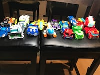 assorted plastic toy cars collection Rescue Bots Montclair, 91763