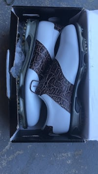 New footJoy golf shoes size 12W Gregory, 48137