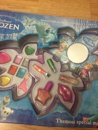 Frozen girls Make up set