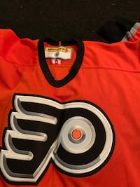 Jeremy Roenick Flyers Jersey (Authentic) Sharon Hill, 19079