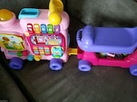 VTech Pink Train Vancouver, 98682