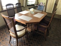 Antique Dining Table, best offer Fair Lawn, 07410