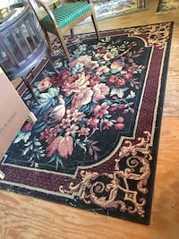 Floral Estate carpet machined 7ft x 5ft