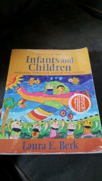 infants and children book West Springfield, 01089