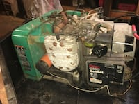 """ $-REDUCED "" ONAN 6500 GENSET RV GENERATOR RUNS GOOD AND WORKS WELL Altoona, 16601"