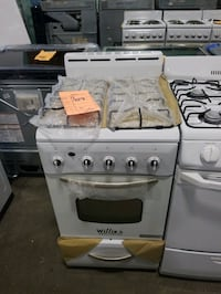 New Willie's natural gas Stove 20inches