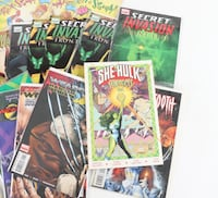 Collectible Marvel Comic Books (most in sleeve) Hickory Hills, 60457