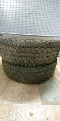 Pair (2) Firestone tires (235/75/15) Mississauga, L4W 3C6